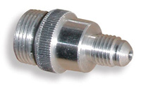 Adapter/Check Valve for Specialty Nozzles